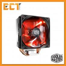 Cooler Master Hyper 212 LED CPU Air Cooler (CM-RR-212L-16PR-R1)