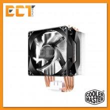 Cooler Master Hyper H411R White LED CPU Air Cooler (CM-RR-H411-20PW-R1)