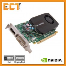 (Bulk Pack) Nvidia Quadro K600 1GB GDDR3 128Bit Workstation Graphic Card