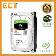 Seagate Firecuda 1TB 7200RPM 3.5'' Solid State Hybird Drive Internal Desktop Hard Disk Drive - ST1000DX002