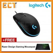 Logitech G102 Prodigy 8000 DPI Gaming Mouse (910-004846)