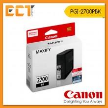 Genuine Canon PGI-2700PBK Black Pigment Ink Inkjet Cartridge
