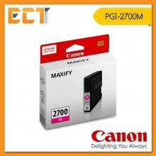 Genuine Canon PGI-2700M Magenta Ink Inkjet Cartridge