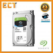 Seagate SkyHawk 1TB 5900RPM 64MB 3.5'' Surveillance Internal Desktop Hard Disk Drive - ST1000VX005