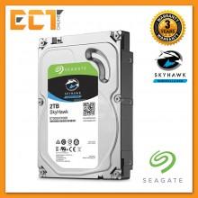 Seagate SkyHawk 2TB 5900RPM 64MB 3.5'' Surveillance Internal Desktop Hard Disk Drive - ST2000VX008