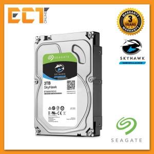 Seagate SkyHawk 3TB 5900RPM 64MB 3.5'' Surveillance Internal Desktop Hard Disk Drive - ST3000VX010