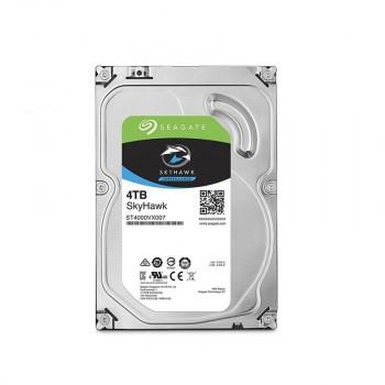 Seagate SkyHawk 4TB 5900RPM 64MB 3.5'' Surveillance Internal Desktop Hard Disk Drive - ST4000VX007