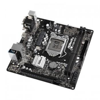 Asrock H310M-HDV 1151 Socket 2 PCI-E Slot Micro ATX (MATX) Form Factor Motherboard