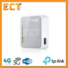 TP-Link TL-MR3020 Portable 3G/ 4G Wireless N Router