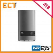 Western Digital MyBook Duo 4TB USB 3.0 External HardDisk (WDBLWE0040JCH)
