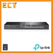 TP-Link 24-Port TL-SF1024 10/ 100Mbps Rackmount Switch