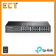 24-Port TL-SF1024D 10/ 100Mbps Desktop/ Rackmount Switch