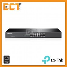 TP-Link 16-Port TL-SF1016 10/ 100Mbps Rackmount Switch