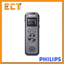 Philips VTR5800 Voice Tracer Digital Voice Recorder (8GB) Memory
