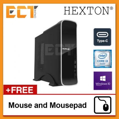 (2018 Latest) Hexton B1 Exclusive Forge Office Desktop PC (i3-6100,120GB SSD,4GB,W10P)