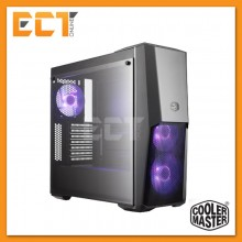 Cooler Master MasterBox MB500 Mid Tower Casing/Chassis (CM-MCB-B500D-KGNN-S00)
