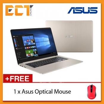 "Asus Vivobook S14 S406U-ABM241T 14"" FHD Laptop (i3-7100U,128GB SSD,4GB,W10)"