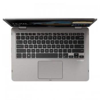 "Asus Vivobook Flip TP401N-AEC034T 14"" FHD Laptop (N4200,128GB SSD,4GB,W10)"