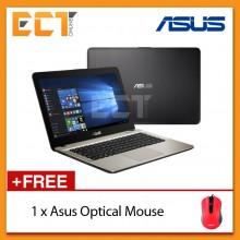 "Asus Vivobook Max X441U-VWX158T 14"" Laptop (i3-6006U,1TB,4GB,GT920MX-2G,W10)"