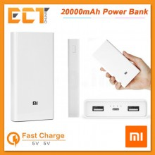 Genuine Xiaomi 20000mAh Mi Power Bank (White)
