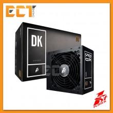 1STPLAYER DK 5.0 E-Sport 500W Full Modular 80 Plus Bronze Gaming Power Supply (PS-DK-5.0)