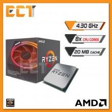 AMD Ryzen 7 2700X Desktop Processor (4.30GHz,8 Cores,20MB Cache,AM4 Socket)