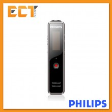 Philips VTR5100 Voice Tracer Digital Recorder in MP3 Format and 8GB Internal Memory