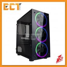 1STPLAYER Fire Dancing V3 RGB Gaming Casing / Chasis - Black