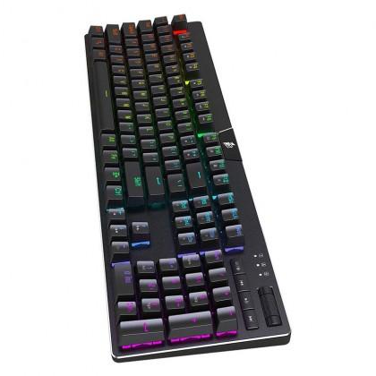 1STPLAYER Bullet Hunter MK6 Wired RGB Mechanical Gaming Keyboard