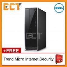 Dell Inspiron 3470 Small Tower Desktop PC (i5-8400 4.0Ghz,1TB,8GB,Nvidia GT710-2GB,W10)