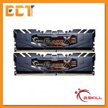 G.Skill Flare X 16GB (8GBx2) DDR4 2400MHz Gaming Desktop/ PC RAM (F4-2400C16D-16GFX)