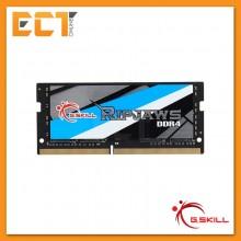 G.Skill Ripjaws 8GB DDR4 2666MHz Laptop/ Notebook RAM (F4-2666C18S-8GRS)