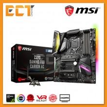 MSI Z370 GAMING PRO CARBON AC SLI RGB ATX Motherboard (LGA 1151 Socket)