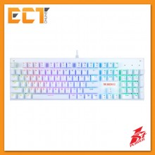 1STPLAYER Fire Dancing K3 Crystal Cap RGB Mechanical Gaming Keyboard - Outemu Blue / Brown Switch