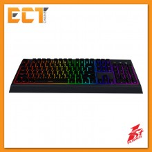 1STPLAYER Black Sir II K7 Titan RGB Side Print Design Mechanical Gaming Keyboard