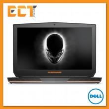 "Dell Alienware A17FHD-70128G-W10 Premium Gaming Notebook (i7-6700HQ 3.5GHz,1TB+256GB SSD,16GB,Nvidia GTX980,17.3""FHD,W10)"
