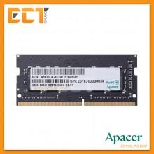 Apacer 8GB DDR4 2400MHZ (PC4-19200) Laptop Memory RAM