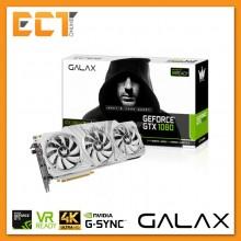(New Arrival) Galax GeForce GTX1080 HOF Edition 8GB GDDR5X 256-Bit (DP1.4/ HDMI2.0/ DVI-D)