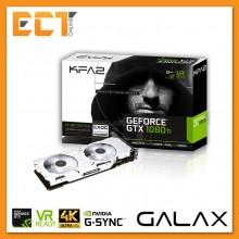 (Coming Soon) Galax GeForce GTX1080TI EXOC White 11GB GDDR5X 352-Bit (DP1.4/ HDMI2.0)