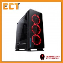 AVF Gaming Freak Diamond MX750G Tempered Glass ATX Gaming Casing Chassis