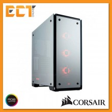 Corsair Crystal 570X RGB Mirror Black Tempered Glass Premium ATX Mid Tower Case
