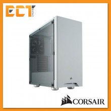 Corsair Carbide Series 275R Mid-Tower Gaming Case - White/ Black