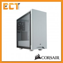 Corsair Carbide Series 275R Tempered Glass Mid-Tower Gaming Case - White/ Black