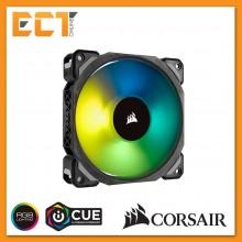 Corsair ML140 PRO RGB LED 140MM PWM Premium Magnetic Levitation Fan - Single Pack