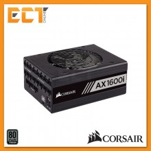 Corsair AX1600i Digital ATX 1600W 80 PLUS Titanium Certified Fully Modular PSU