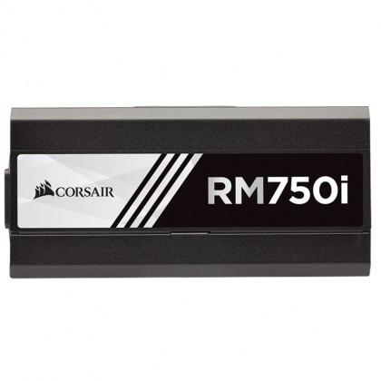 Corsair RMi Series RM750i 750W 80 Plus Gold Certified Fully Modular PSU