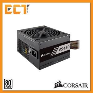 Corsair VS Series VS450 450W UK Version PSU - 80 PLUS UK