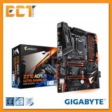 Gigabyte Z370 AORUS ULTRA GAMING 2.0-OP 32GB Optane Memory SLI/CrossFire RGB ATX Motherboard (LGA 1151)
