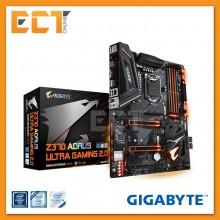 Gigabyte Z370 AORUS ULTRA GAMING 2.0 Optane Memory Ready SLI/CrossFire RGB ATX Motherboard (LGA 1151)