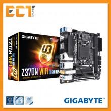 Gigabyte Z370N WIFI Optane Memory Ready Mini-ITX Motherboard (LGA 1151)